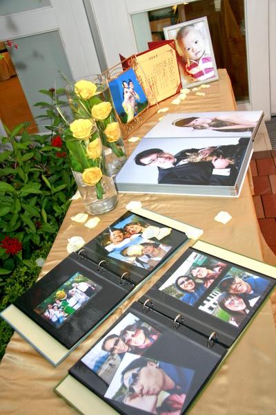 我門出遊的照片還有婚紗照