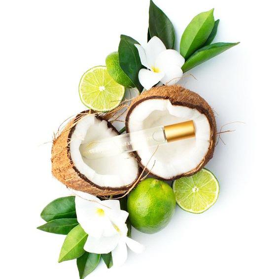 椰子油卸妝保養
