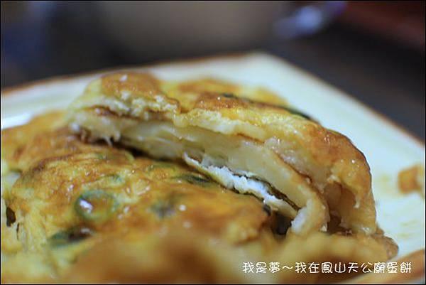 鳳山天公廟蛋餅10