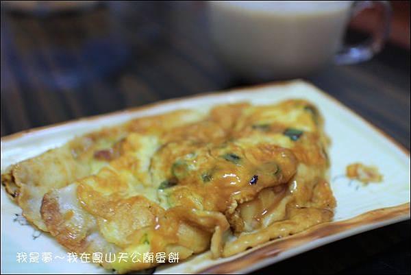 鳳山天公廟蛋餅07
