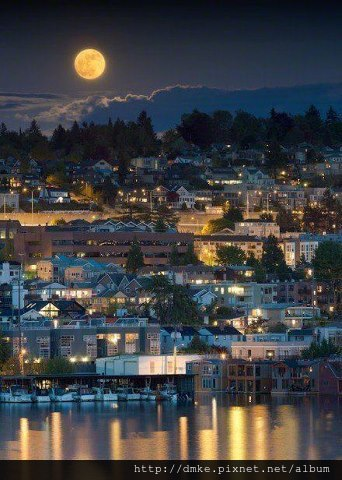 西雅圖未眠夜