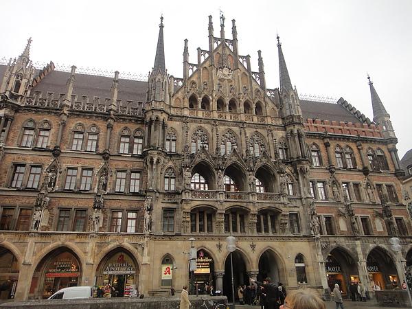 慕尼黑_新市政廳