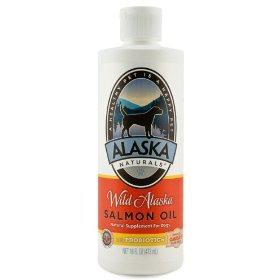 阿拉斯加野生鮭魚油