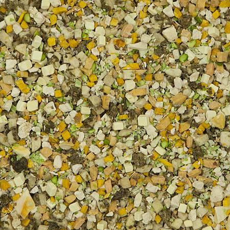 海藻牛蒡雞肉-內容物