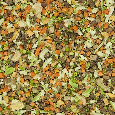 青豆蕈菇羊肉-內容物