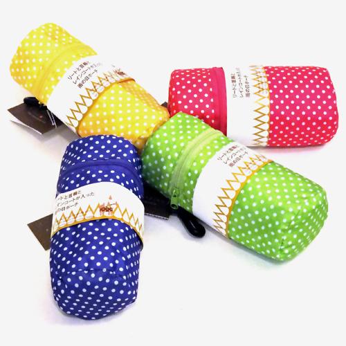 彩色點點雨衣全系列組 4色