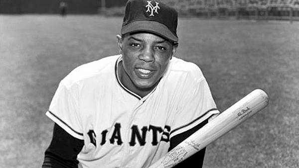 Willie Mays photo