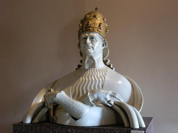 梵諦岡教皇像.JPG