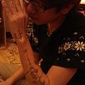 henna能量彩繪 個案004