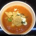 墨西哥蕃茄湯