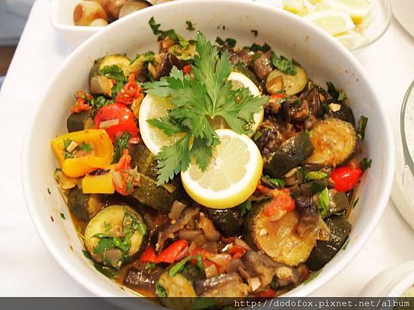 1.法式烤蔬菜