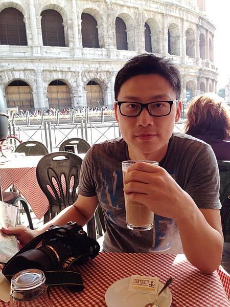 7.羅馬下午餐
