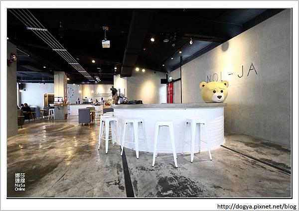 娜莎連線手工寵物零食舖_Nol Ja Korean café 韓式咖啡空間_高雄_寵物友善餐廳03.jpg