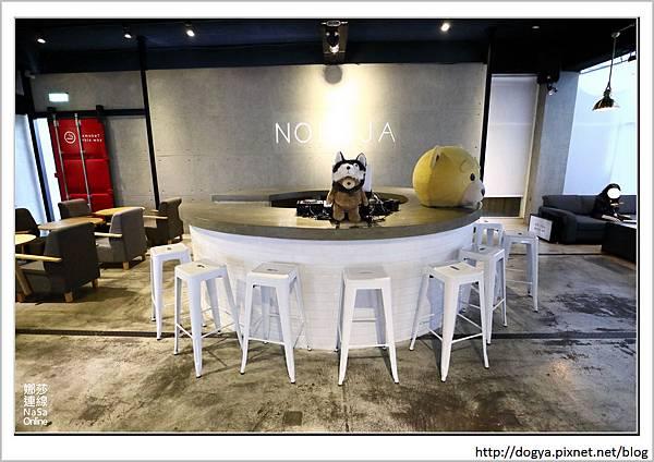 娜莎連線手工寵物零食舖_Nol Ja Korean café 韓式咖啡空間_高雄_寵物友善餐廳09.jpg