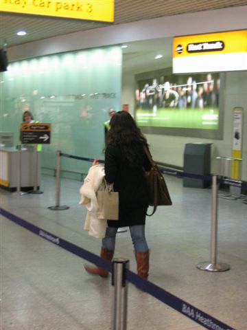 leaving UK