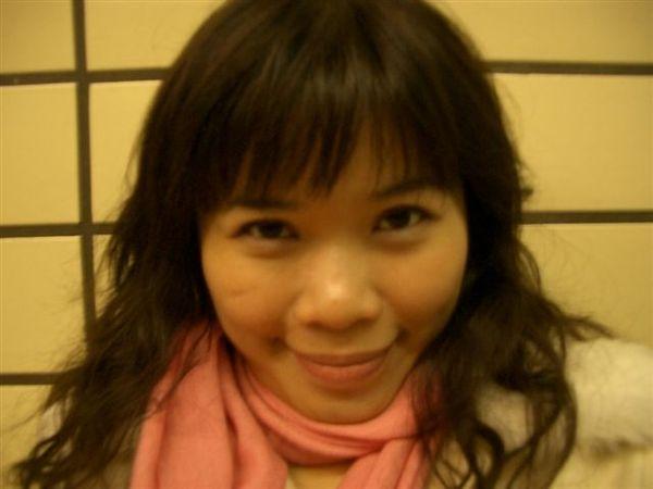 Astrid in tube