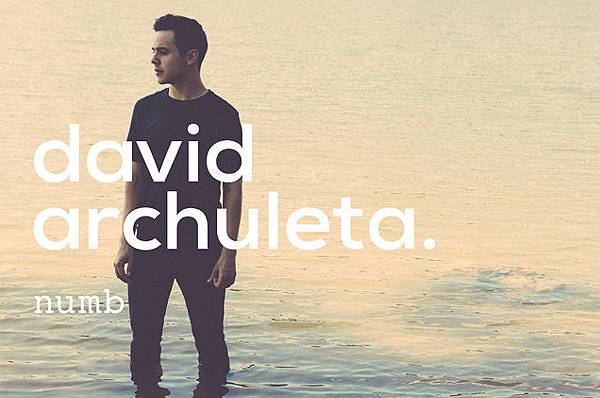 David Archuleta - Numb.jpg