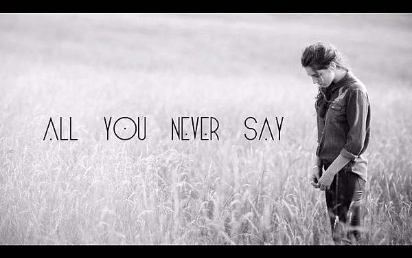 Birdy - All You Never Say.jpg