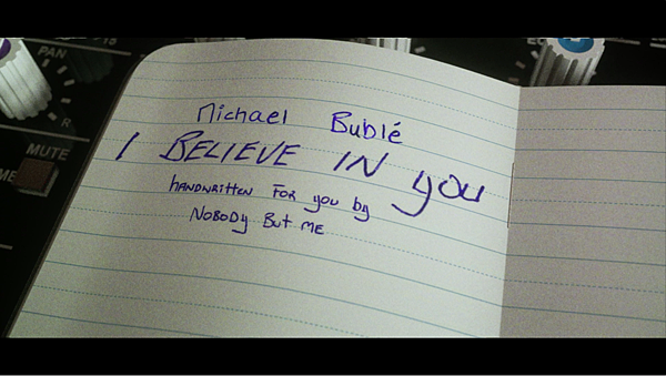 Michael Buble - I Belive In You.png