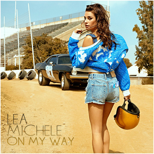 Lea Michele - On My Way.jpg