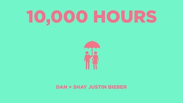 Dan + Shay, Justin Bieber - 10,000 Hours.jpg