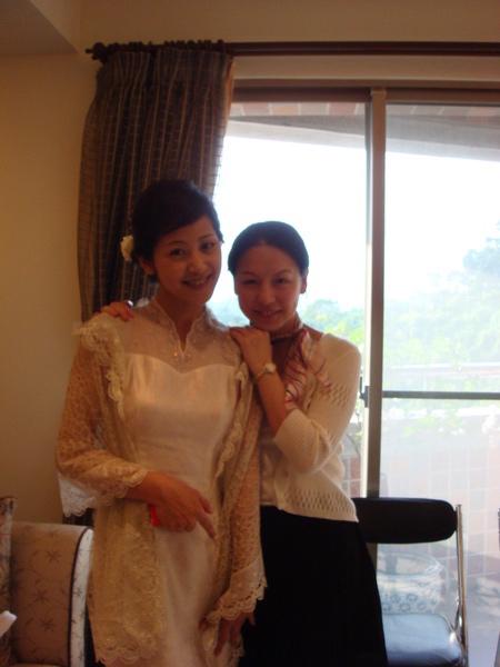 新娘與康薇