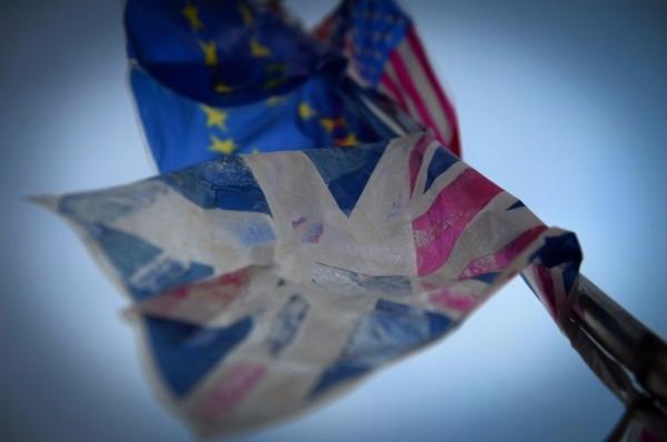 英國脫歐衝擊 竟英國沒事歐洲受創/美股創新高 投資人急撤