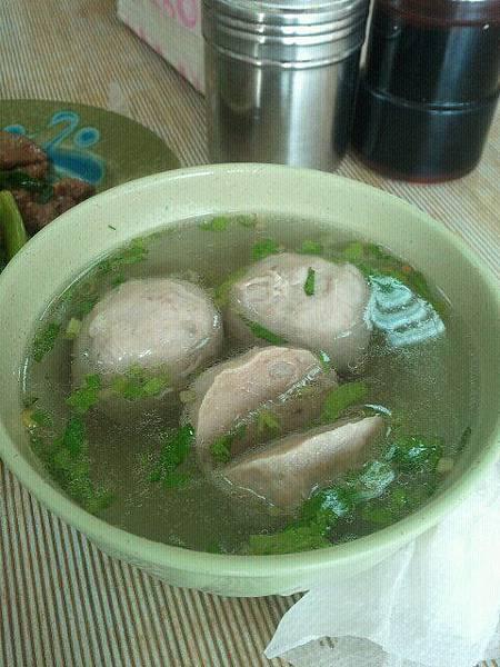 去新竹吃貢丸米粉