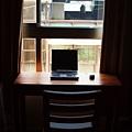 老爸的工作桌