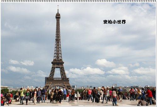 艾菲爾鐵塔全景6