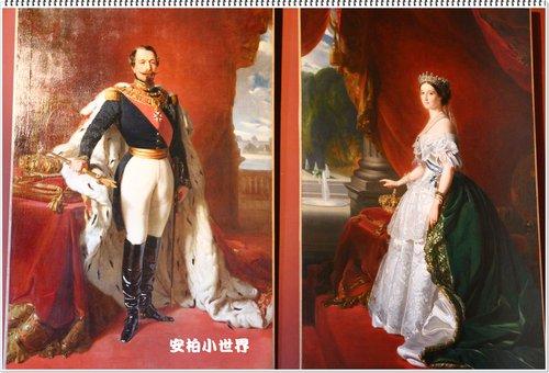 拿破崙三世畫像