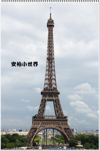 艾菲爾鐵塔全景5