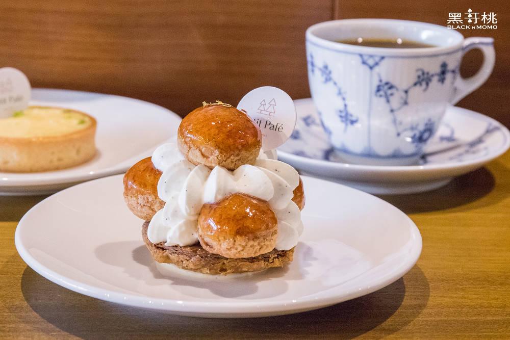 Petit Pafé,Petit Pafé甜點工作室,平鎮下午茶,桃園法式甜點