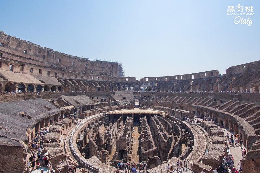 Colosseum,羅馬競技場,義大利景點