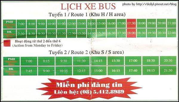Timetable of PMH Shuttle Bus.jpg
