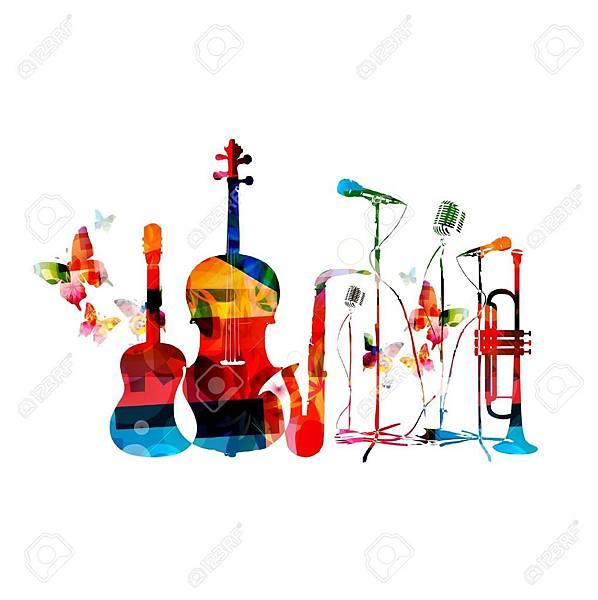35877476-Instrumentos-musicales-de-colores-de-fondo-Foto-de-archivo.jpg