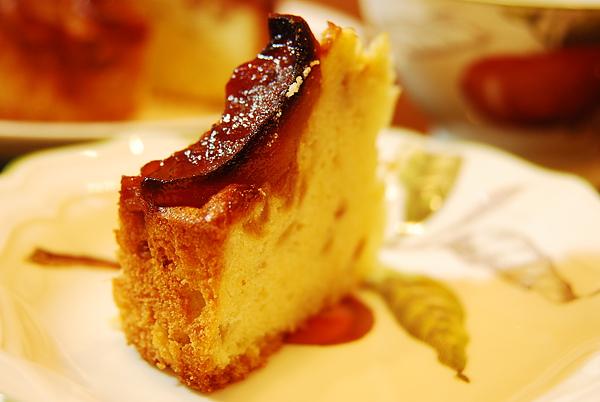 焦糖蘋果蛋糕.JPG