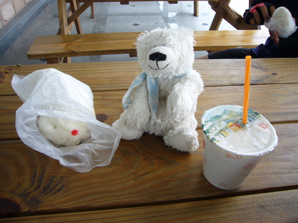 小熊要吃東河包子