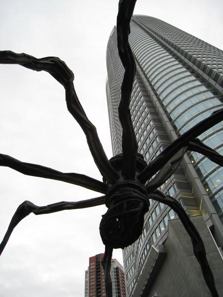 蜘蛛攻佔地球
