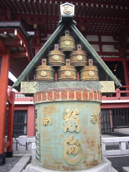 淺草寺是拜豐收的神