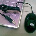 這是HP附贈的滑鼠