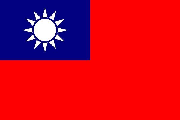 小畫家自畫的國旗1500x1000