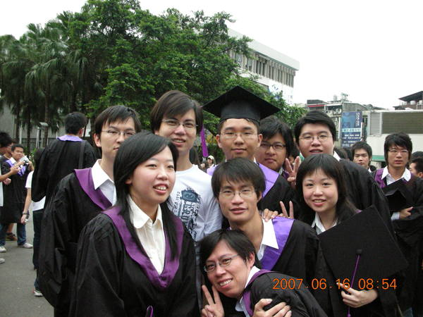 珍大~恭喜你畢業~