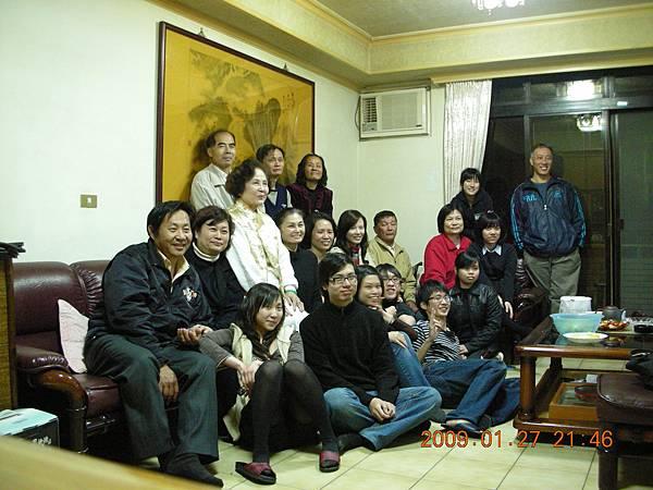 2009年大年初二