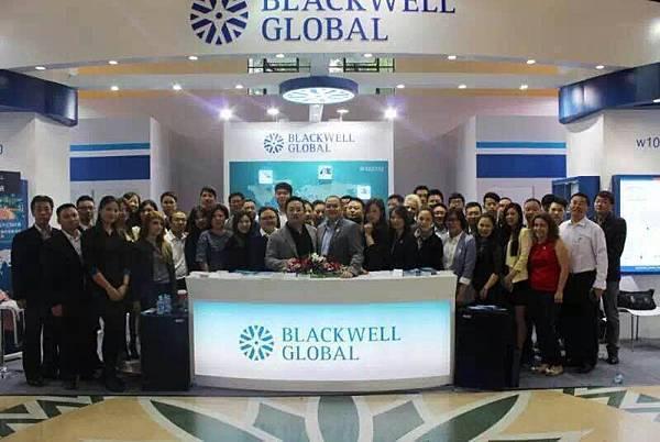 Blackwell Global 上海金融展1