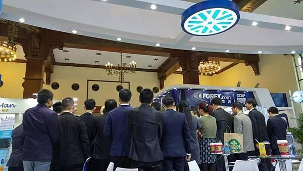 Blackwell Global 上海金融展2