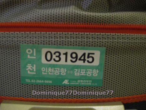 6002行李貼紙
