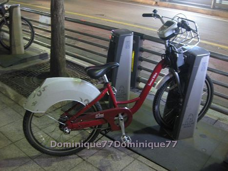 出租腳踏車
