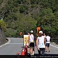 台灣最美的賽道-2011太魯閣峽谷馬拉松(下) (5).jpg