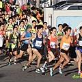 2011苗栗國際馬拉松,配速員首次登場! (7).jpg